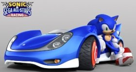 Скачать Sonic & Sega All-Stars Racing