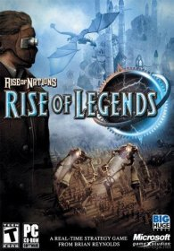 Rise of Nations - Rise of Legends Скачать