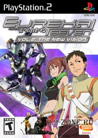 Скачать Eureka Seven Vol. 2: The New Vision