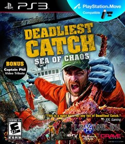 Deadliest Catch: Sea of Chaos (ENG) для ps3
