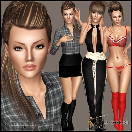 Jula Sims by Margeh75