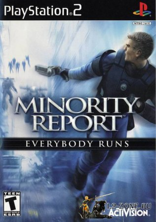 Minority Report: Everybody Runs [en]